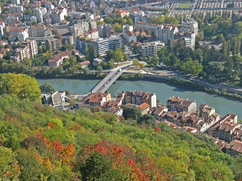 Hotels in Grenoble France