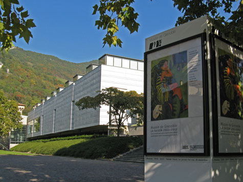 Museums and Galleries in Grenoble