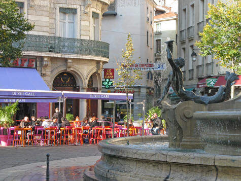 Restaurants in Grenoble France