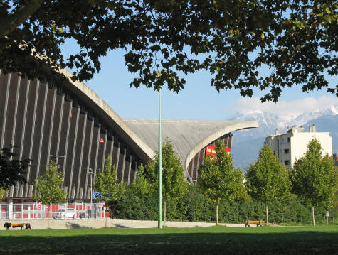 Palais des Sports in Grenoble France